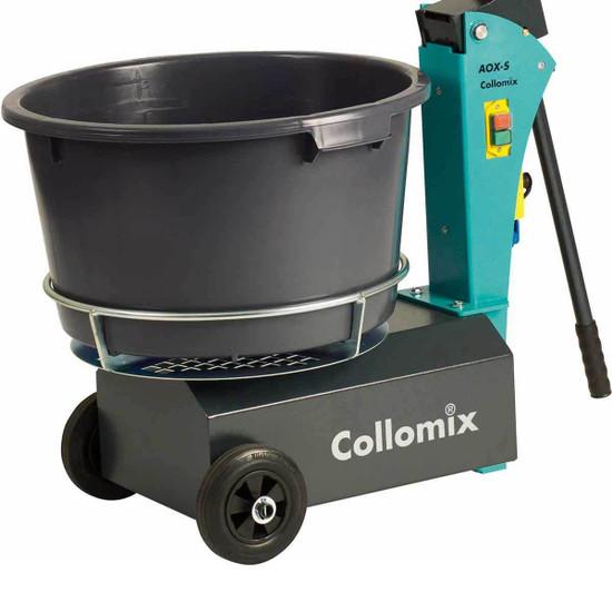 Portable Mortar Mixer On Wheels