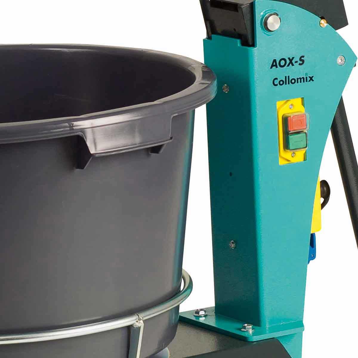 Collomix AOX-S bucket mixer switch