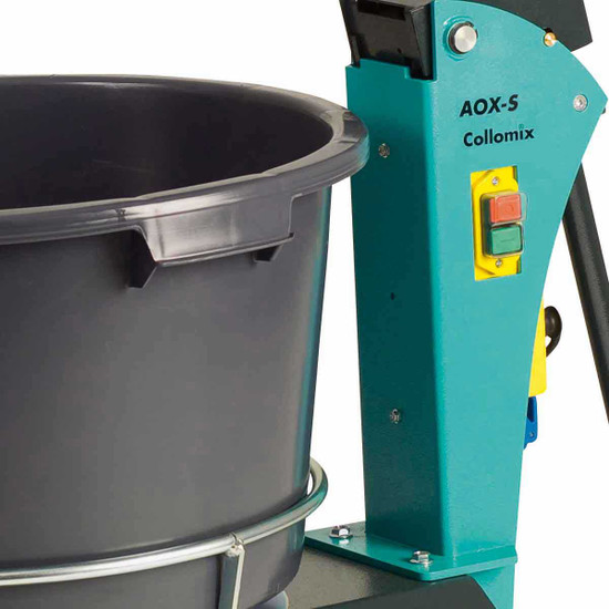 Bucket Mortar Mixer Power Switch