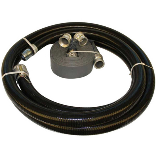 "Wacker 3"" Hose Kit For Water Pumps"