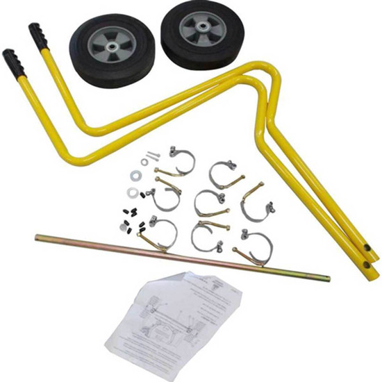 Wacker Wheel Kit for 3 inch Trash Pump