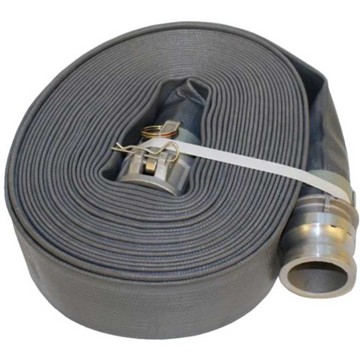 Wacker Discharge/Extension Hose Kit for 3 inch Trash Pump