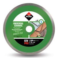 Rubi CEV Pro 8 inch (200mm) wet diamond Blade ceramic tile