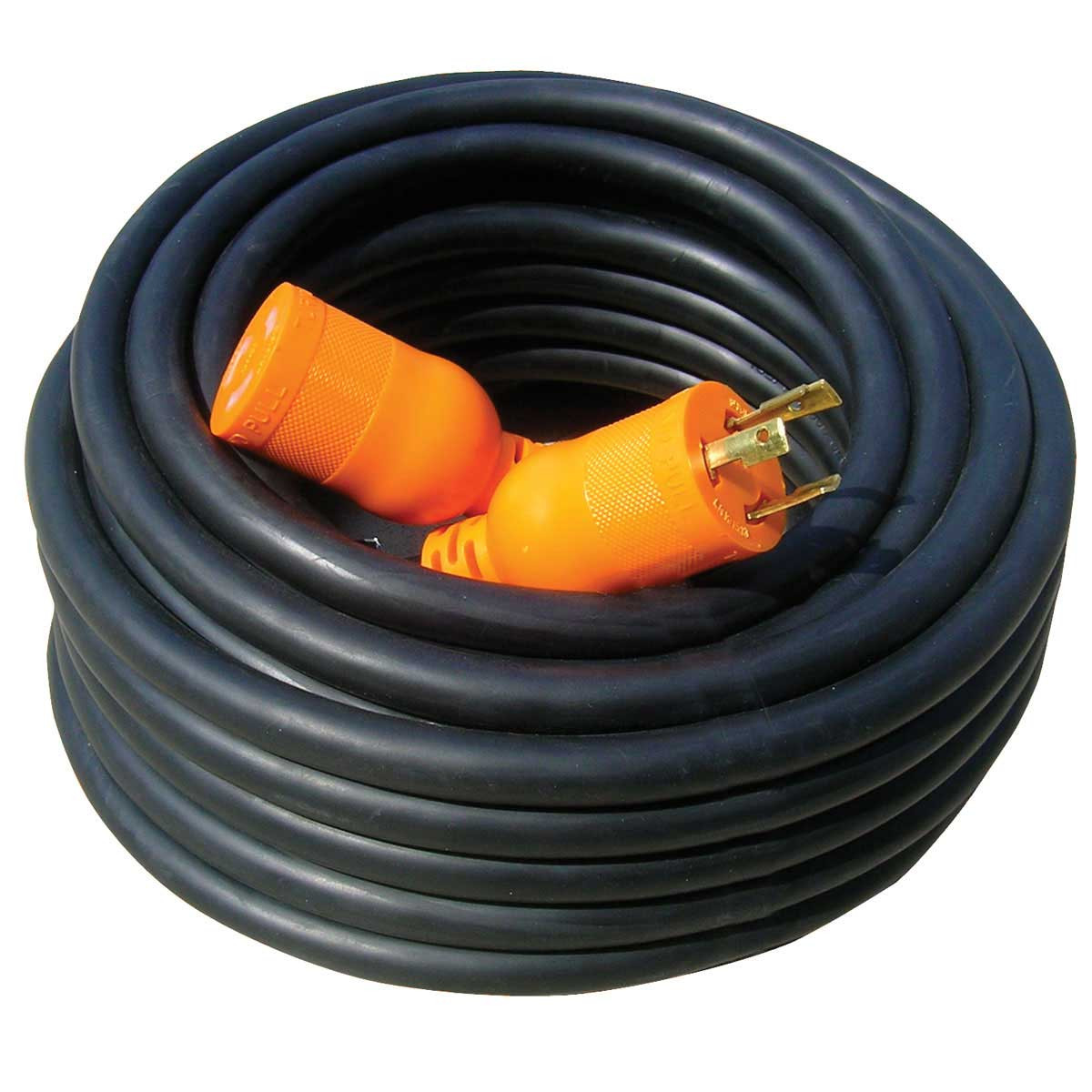 voltec all-flex locking black 100ft extension cord