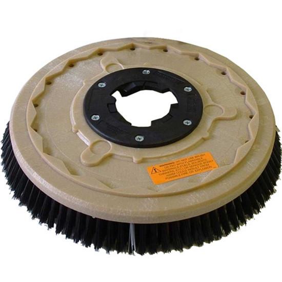 Hawk A0006 17 inch Nylon Brush For Maintaining Glossy Floors