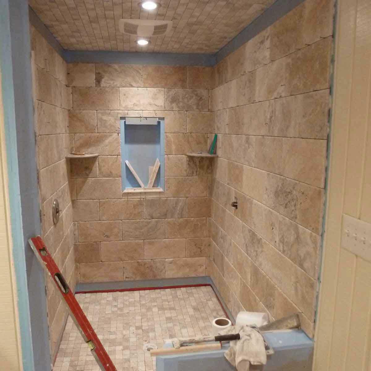 Hydro Barrier waterproof bath