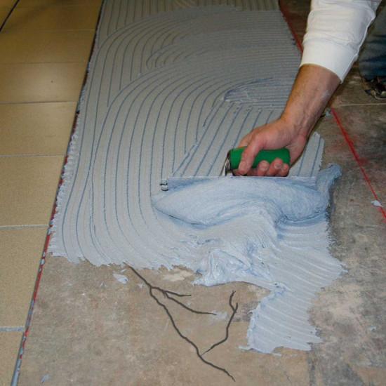 Concrete, Cement, mortar beds