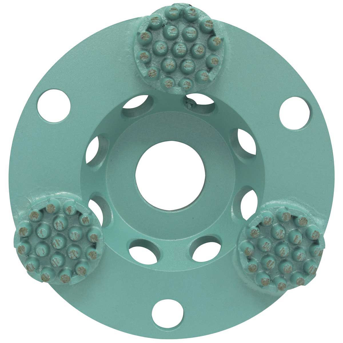 Pearl P4 Concrete and Natural Stone Button Cup Wheel