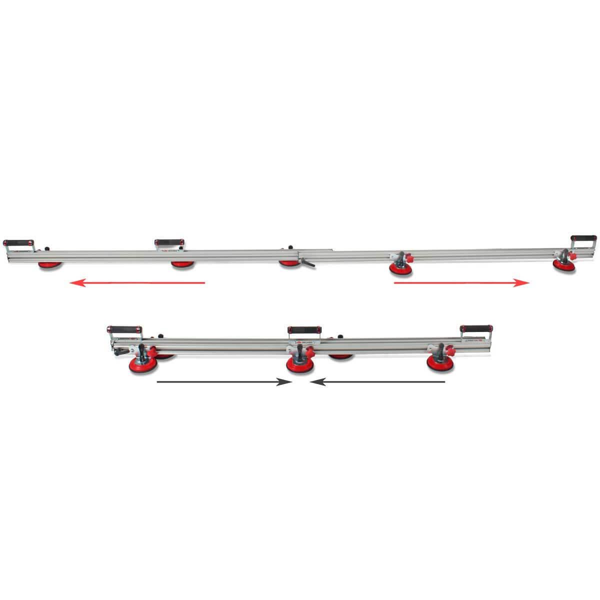 Rubi Slim Transport Kit assembly