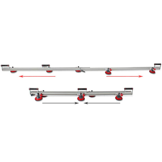 rubi slim tile kit options