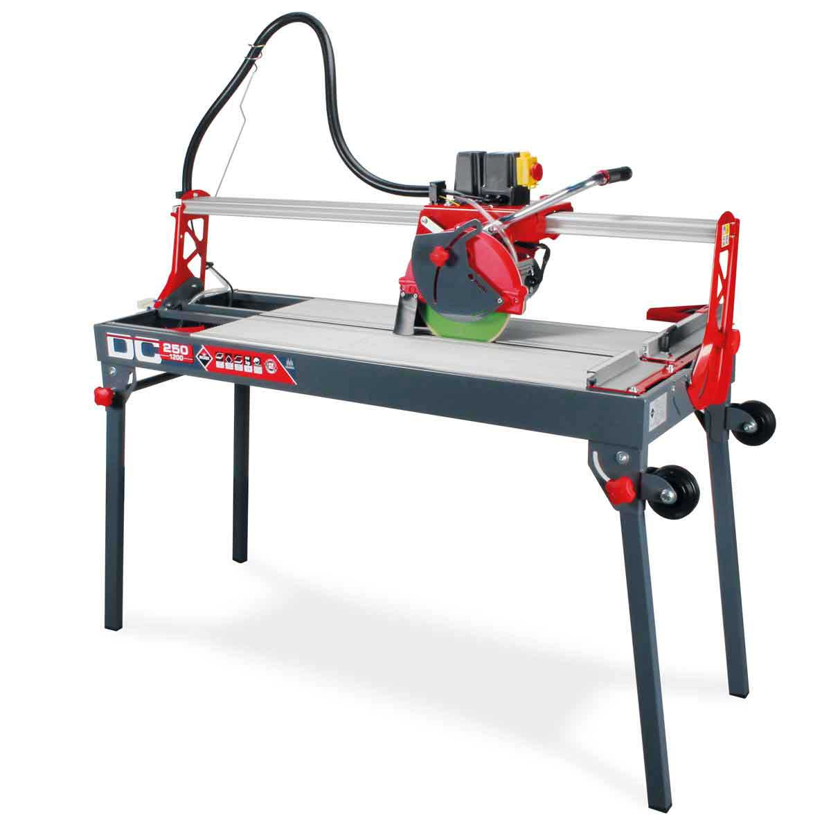 Rubi DC250-1200 Tile Wet Saw
