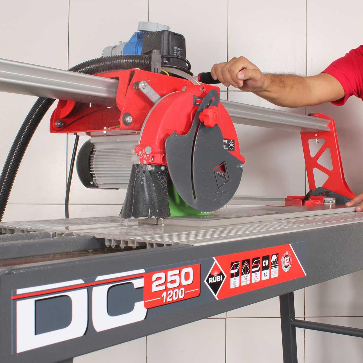 Rubi DC250-1200 rail saw handle