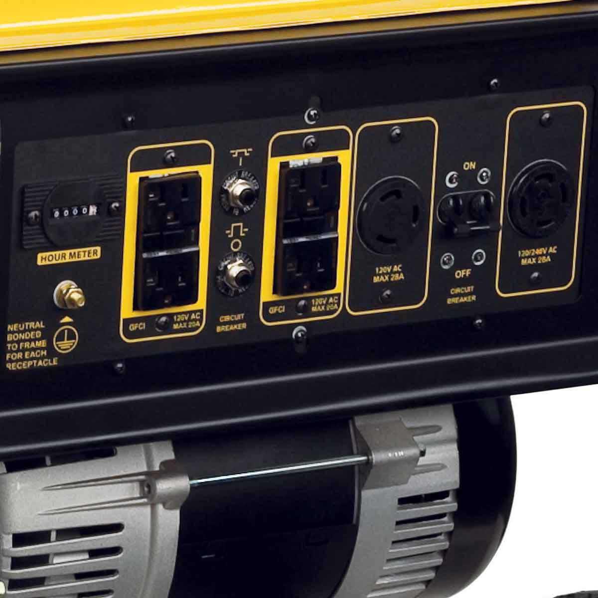 Subaru 4,900 Watt portable generator
