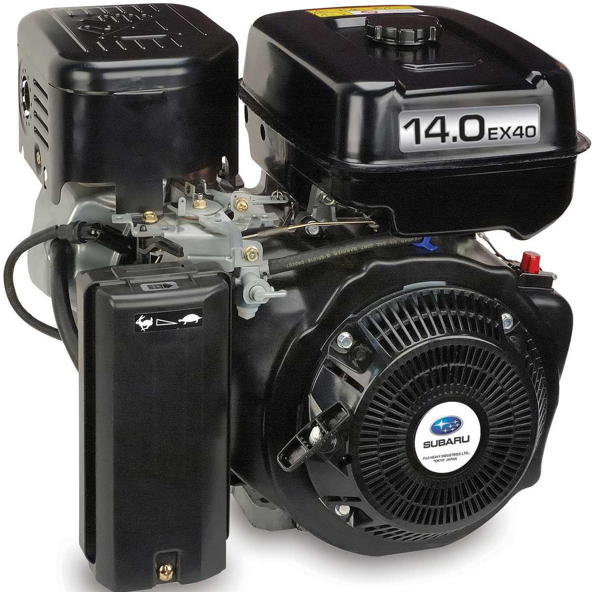 14hp Subaru engine for 7,500 watt portable generator