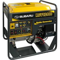 Subaru Industrial Portable Generator 12,000 Watts