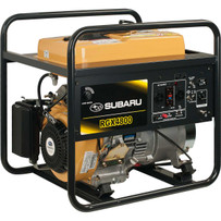 Subaru industrial portable generator 4,800 Watt