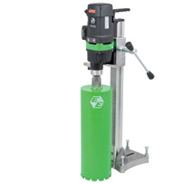 Eibenstock DBE200 Lightweight Diamond Core Drill Rig