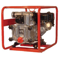 QP2TH Multiquip 2 inch Trash Pump Honda Gas
