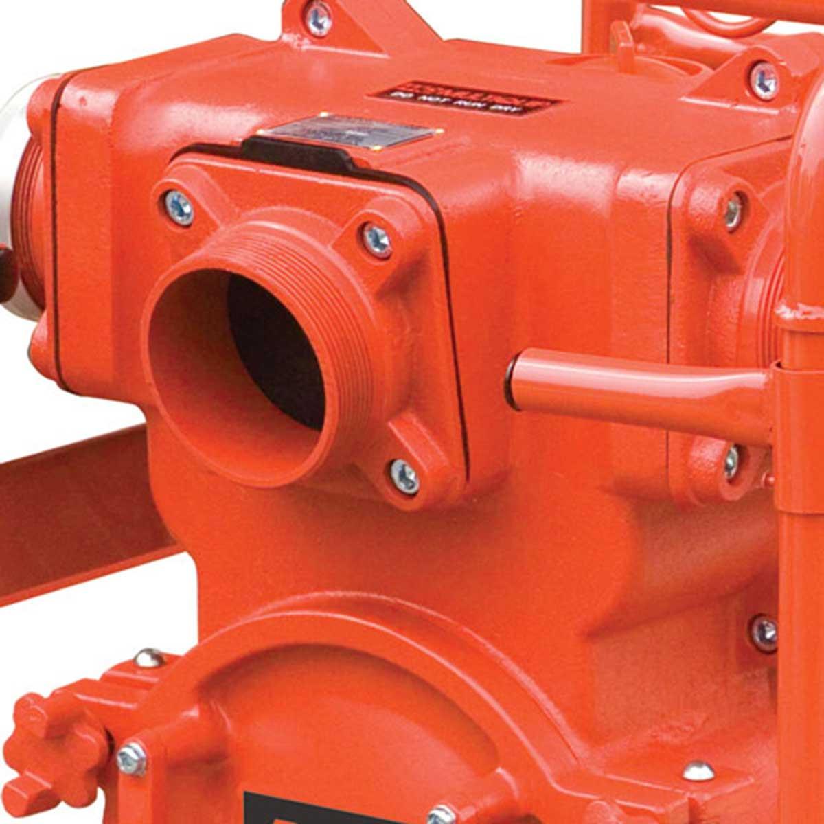 4 inch Trash Pump Multiquip QP4TH