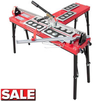 Kristal Giga-Cut 935 mm Tile Cutter with Table Special