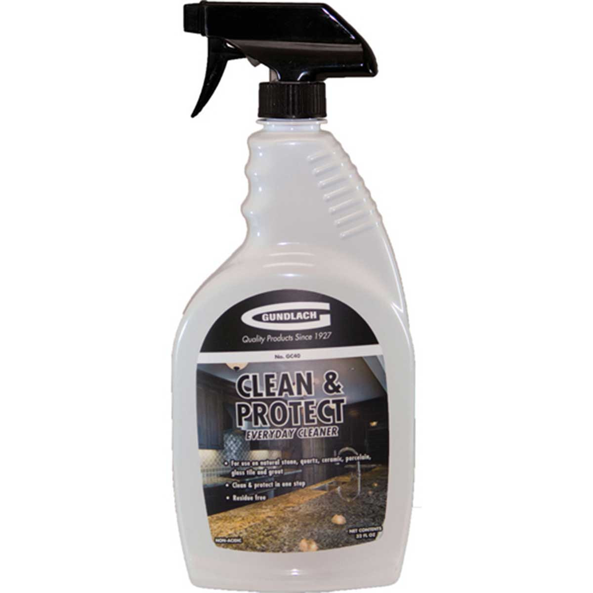 Clean And Protect Quart Spray Bottle GC40