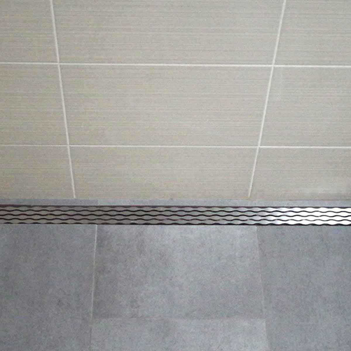 PLD30-STREAM40 Quick Drain ProLine Linear Shower Drain