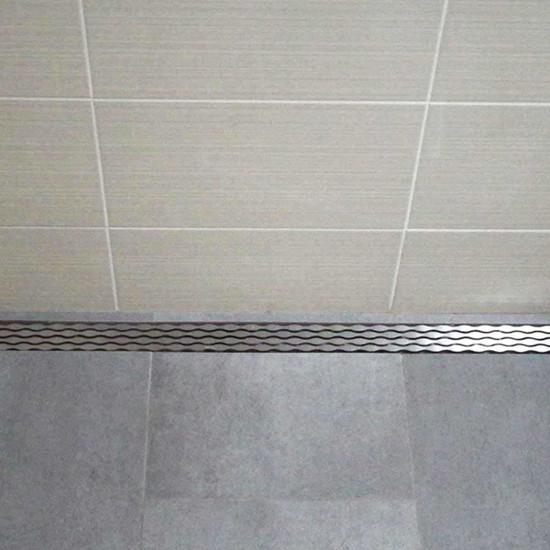 PLD30-STREAM40 Quick Drain ProLine Linear Shower Drain