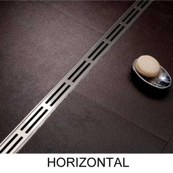 Quick Drain Linear Drain Horizontal Strainer