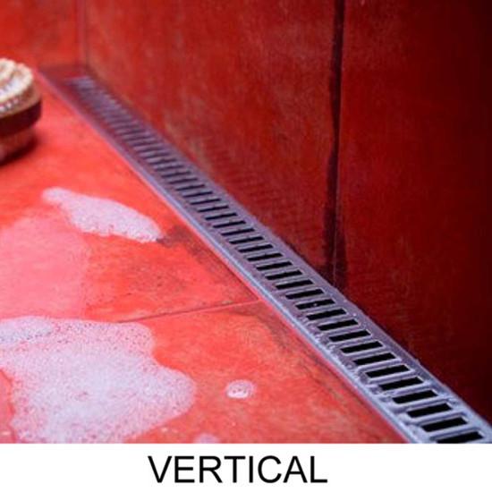 Quick Drain Vertical Strainer