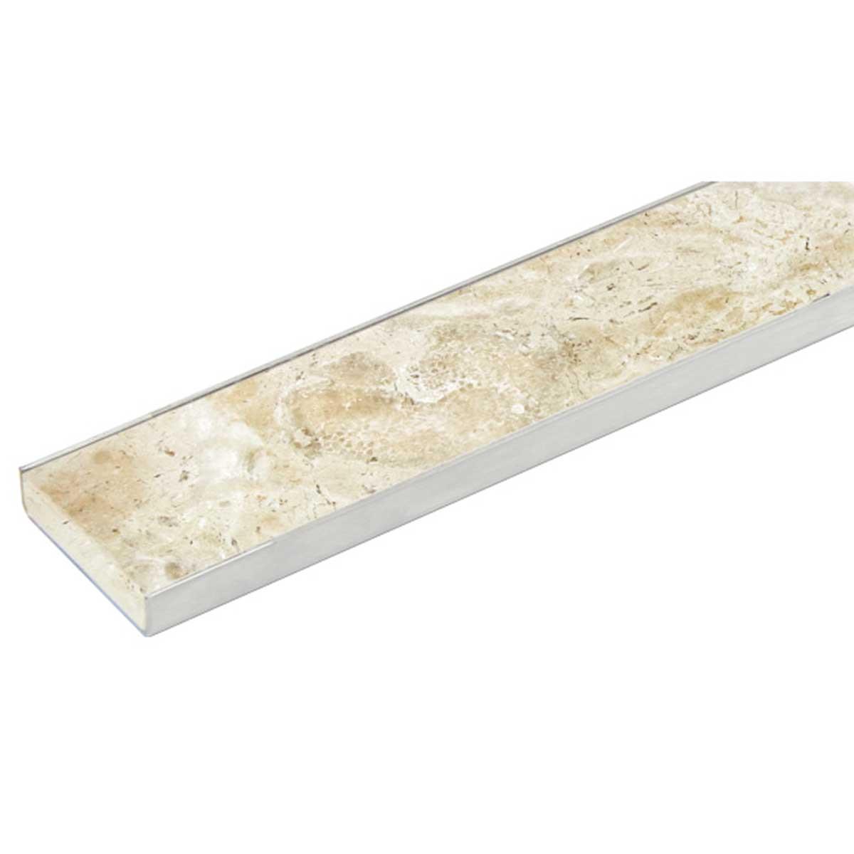 ProLine Linear Shower Drain Tile-In Cover