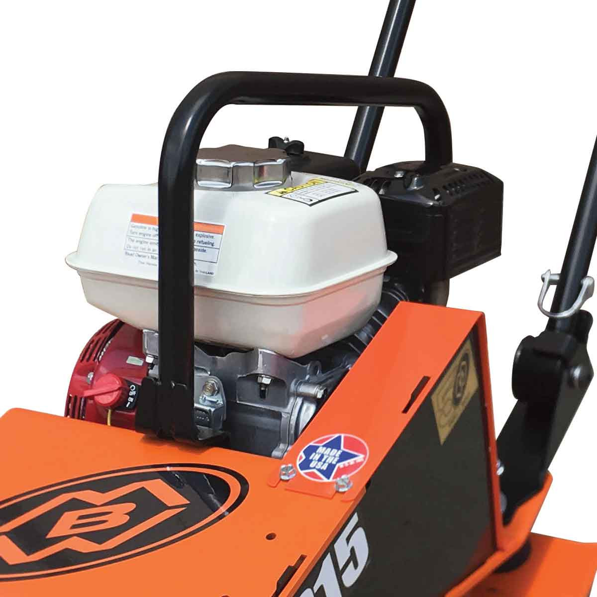 MBW GP15H Plate Compactor gas