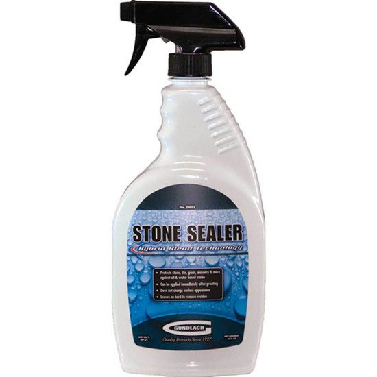 GH03 Stone SealerQuart Spray Bottle