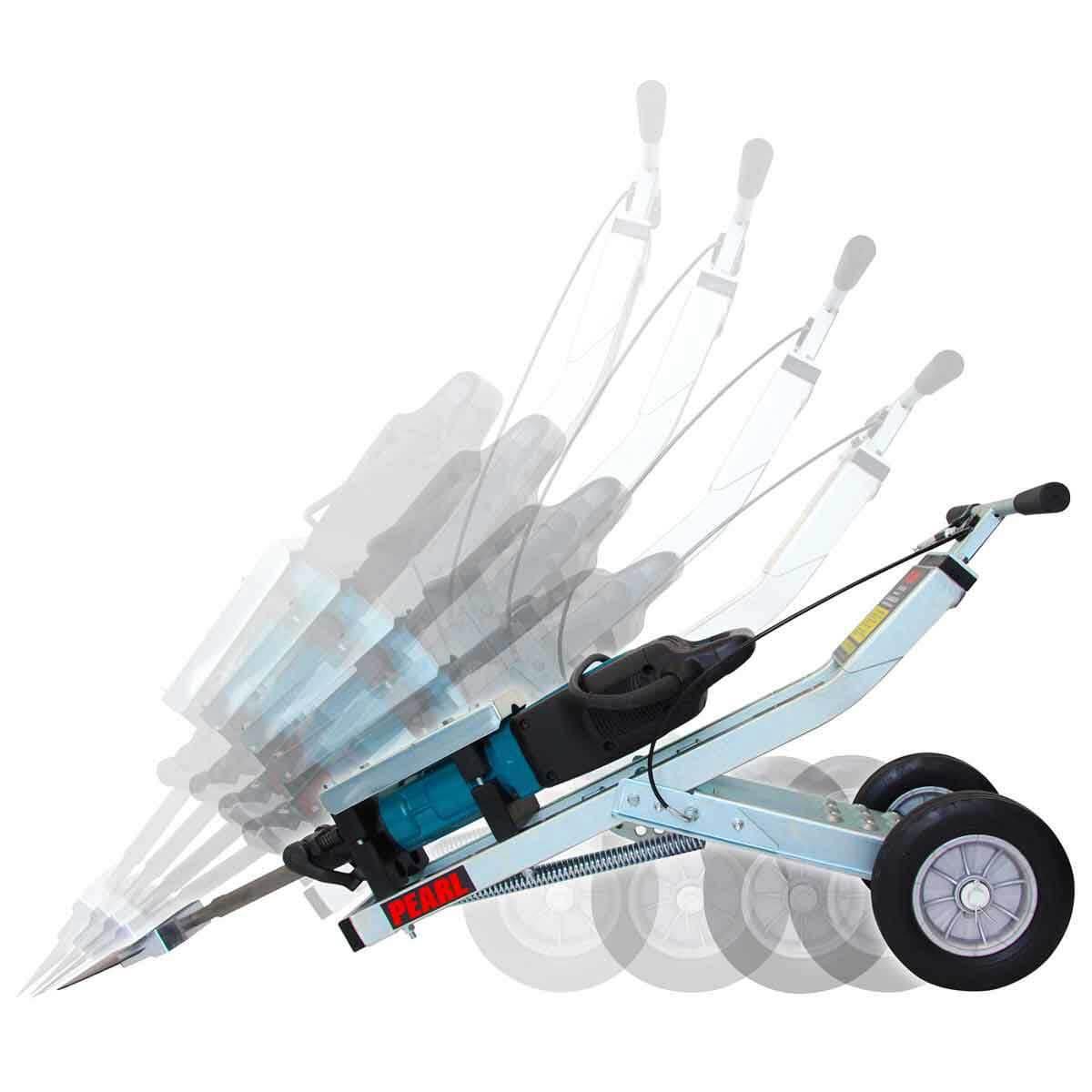 Pearl Easy Hammer Trolley fold