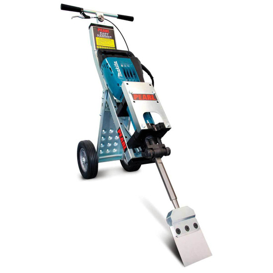 Pearl Easy Hammer Trolley with Demo Hammer and Chisel