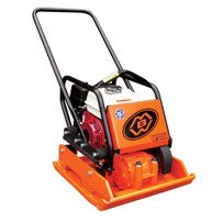 MBW Plate forward Compactor