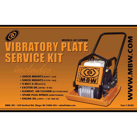 MBW AP/GP2000 Service Kit