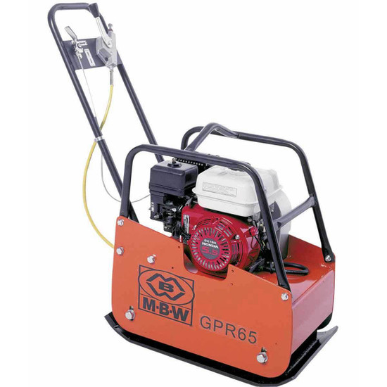 MBW GPR65H Reversible Plate Compactor