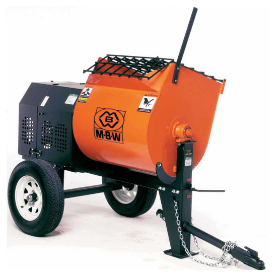 MBW MM802E Mortar Mixer