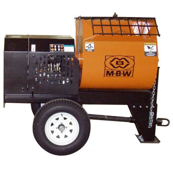 MBW Mortar Plaster Mixer gas