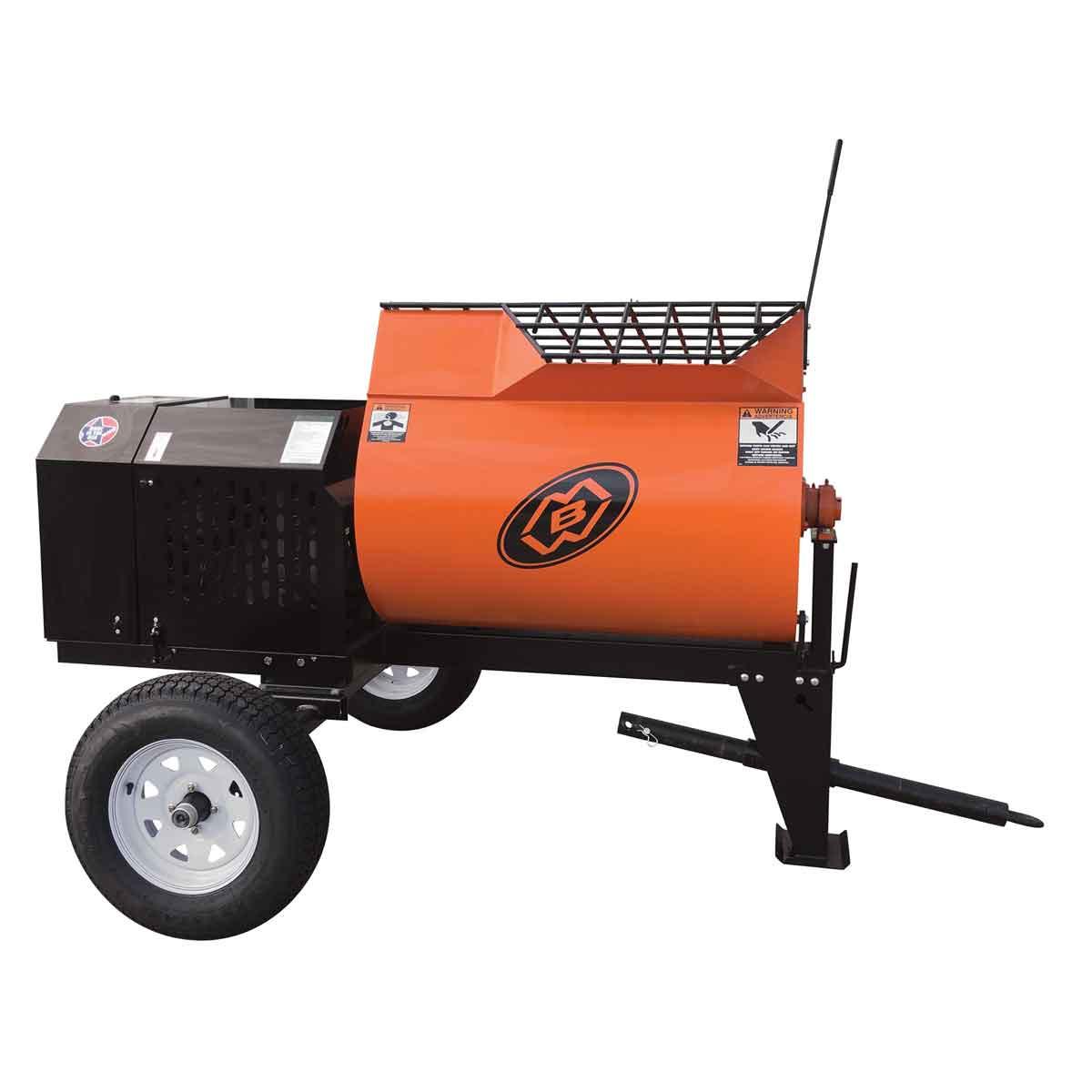 MBW Mortar & Plaster Mixer gas