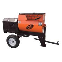 MBW Mortar Mixer hydraulic drive