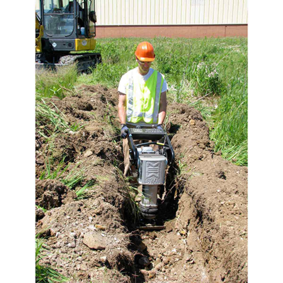 R482H MBW Smart trench Rammer