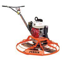 MBW F36 Power Trowel Edger with Honda GX160 Motor
