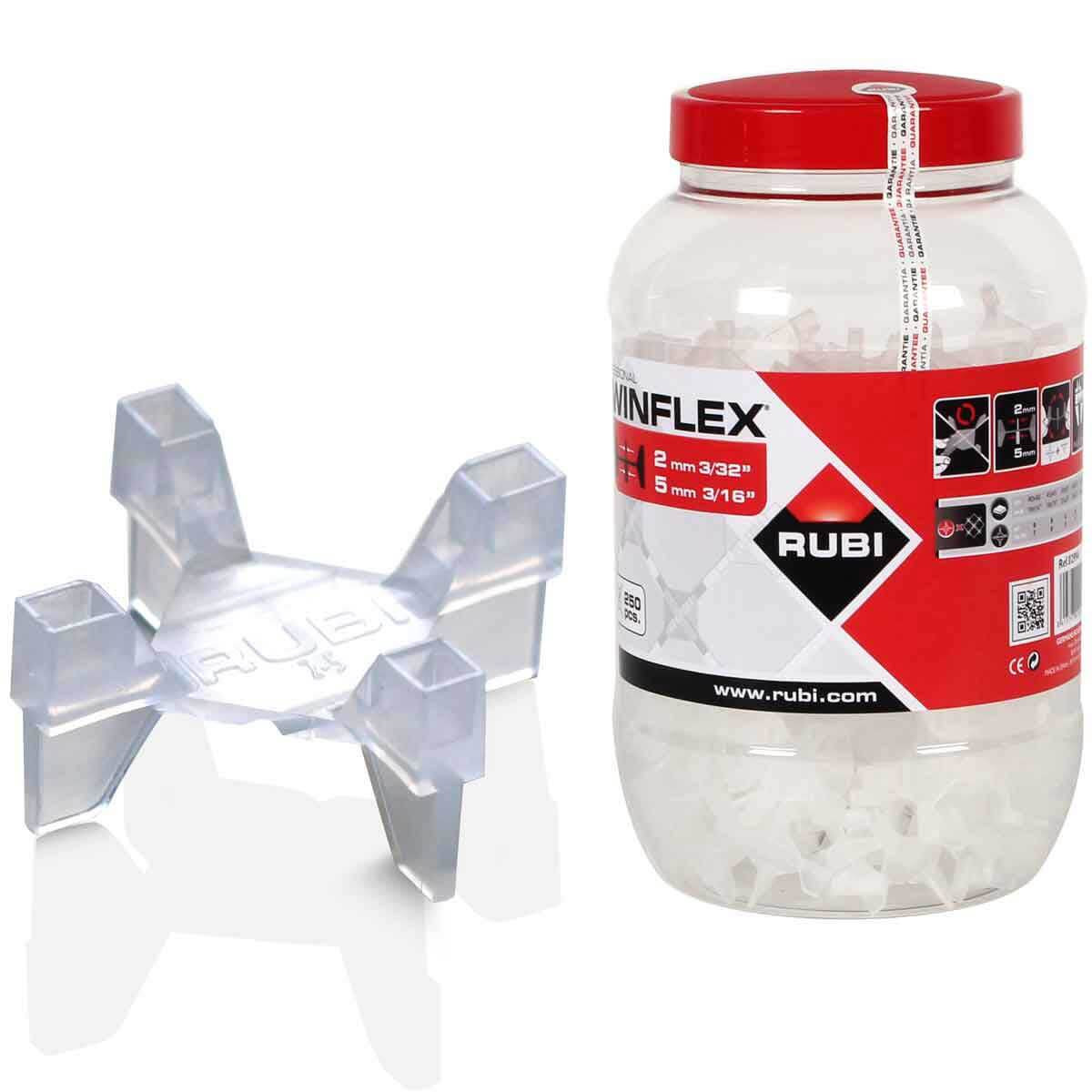 Rubi TwinFlex 3/32 spacers