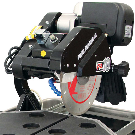 Pearl 10 inch wet tile saw