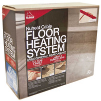 nuheat floor heating system