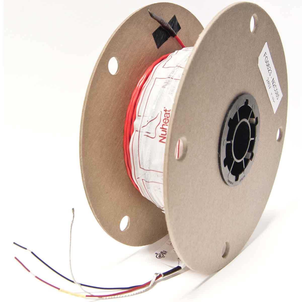 Nuheat Cable Floor Heat wire spool