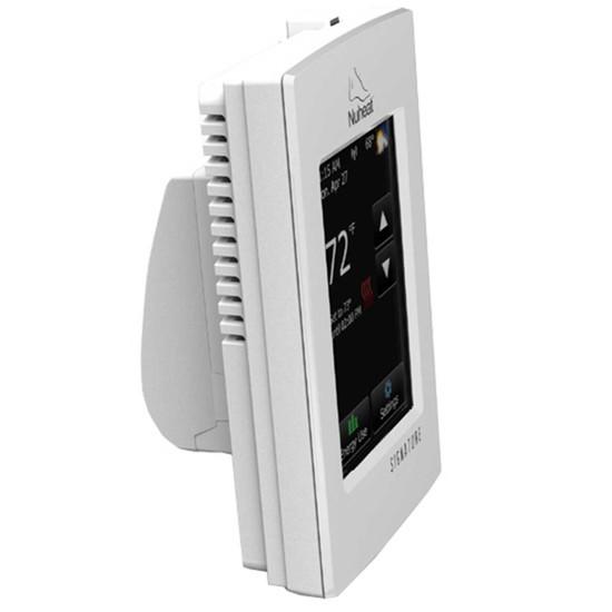Nuheat Thermostat wifi programable
