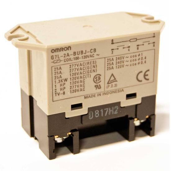 Nuheat Relay 120 Volts, 25 Amp