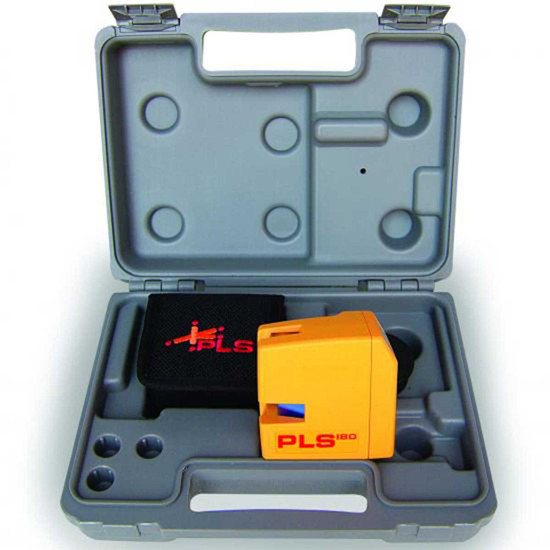 PLS180 Laser with Carrying Case
